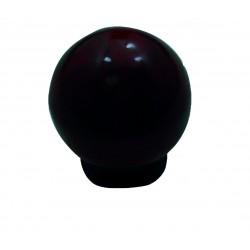 1 Bouton de Meuble BOULE Ø 32mm acier Noir