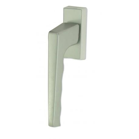 Poignée De Fenêtre OscilloBattante Aluminium Argent DT - Poignée de porte fenetre