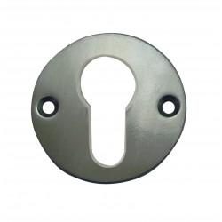 1 Rosace de Fonction Acier Nickelé Cylindre
